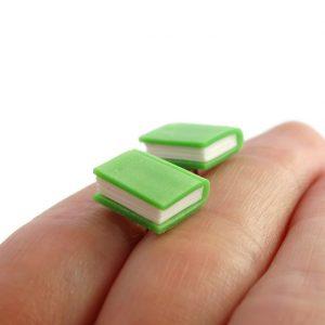 Boekjes oorstekers groen