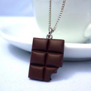chocolade reep ketting