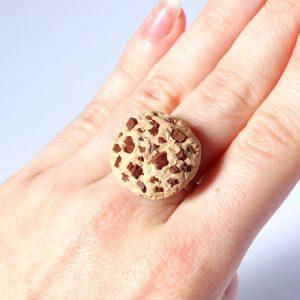 Chocolade koekje ring