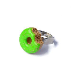 Donut ring groen