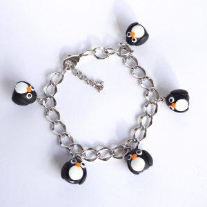 pinguin armband