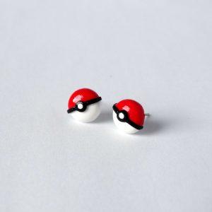 Pokemon pokebal oorstekers