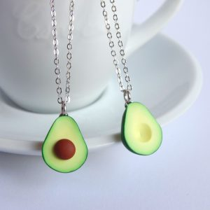 avocado vriendschapsketting