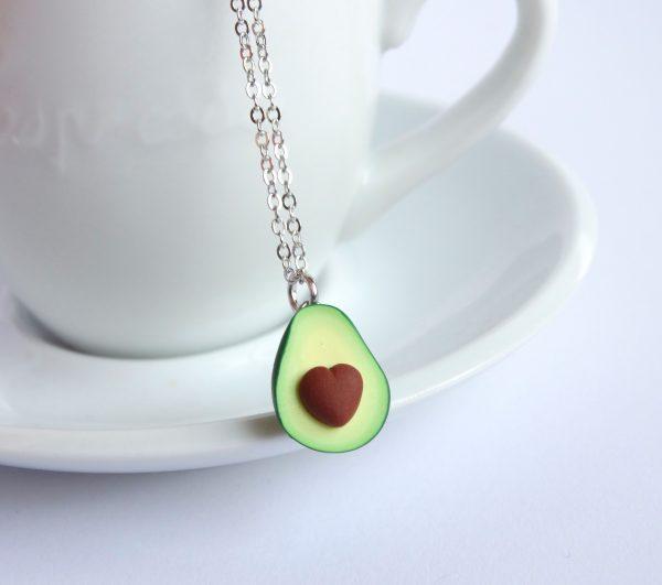 avocado hart ketting