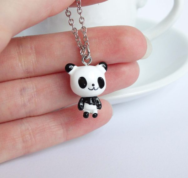 panda ketting