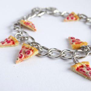 Pizza armband