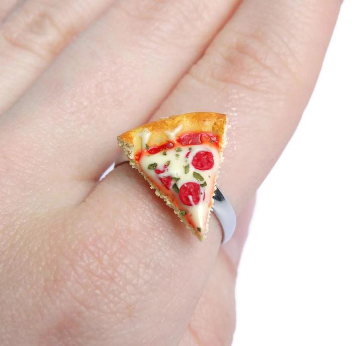 Pizzapunt ring