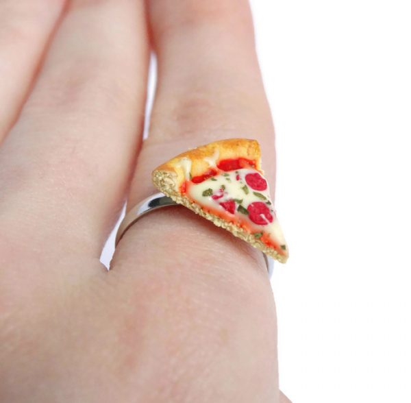 Pizzapunt ring