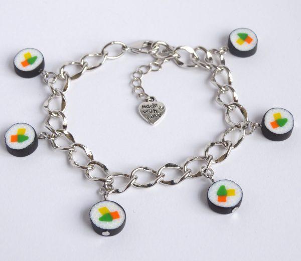 Sushi armband