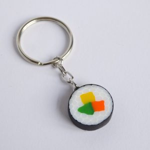 sushi sleutelhanger