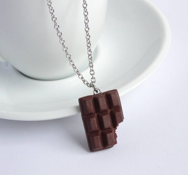 Pure chocolade ketting