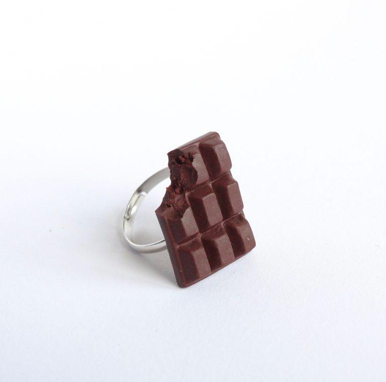 Chocolade ring puur