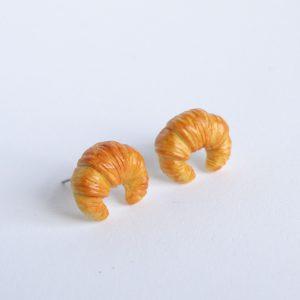 Croissantjes oorstekers oorknopjes