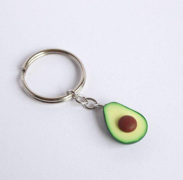Avocado sleutelhanger