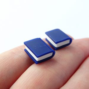 boekjes oorstekers blauw