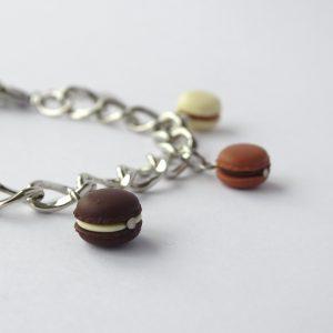 Macaron armband