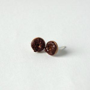 DonutOorstekersBruinStukjes