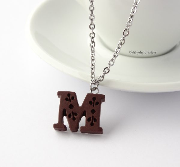Chocoletterpuurketting